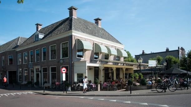 Café Restaurant de Eendracht Ingang