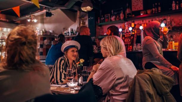 Café De Lange Heer Restaurantzaal