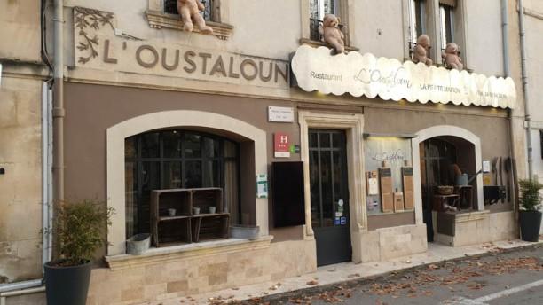 L'Oustaloun devanture