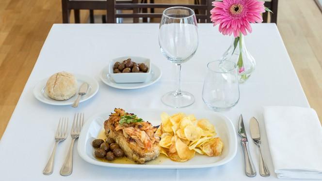 Sugestão do chef - Terraço de Belém, Lisboa
