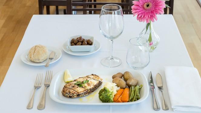 Sugestão do prato - Terraço de Belém, Lisboa