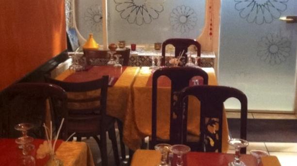 Le Jasmin Vue tables