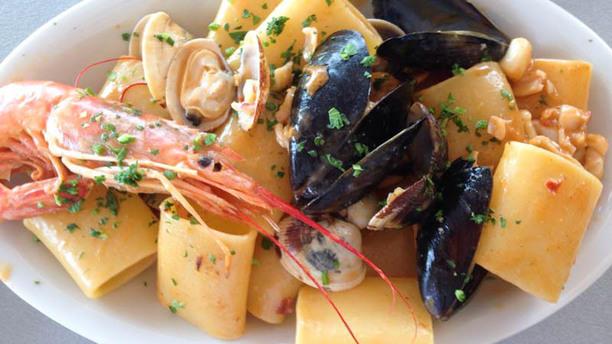 Mare in Vista Suggerimento dello chef