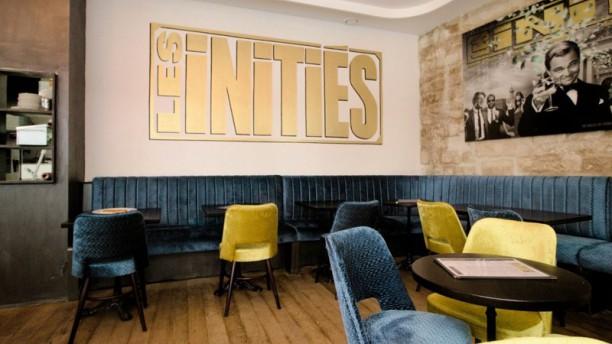 Café des Initiés Vue de la salle