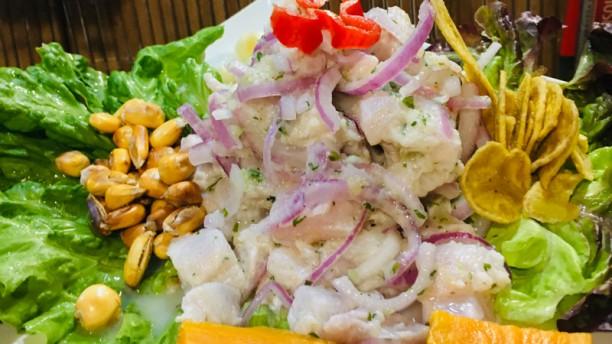 Como en Peru - Mercado de los Mostenses Sugerencia del chef