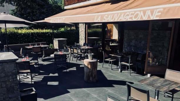 La Sauvageonne - Servoz Terrasse