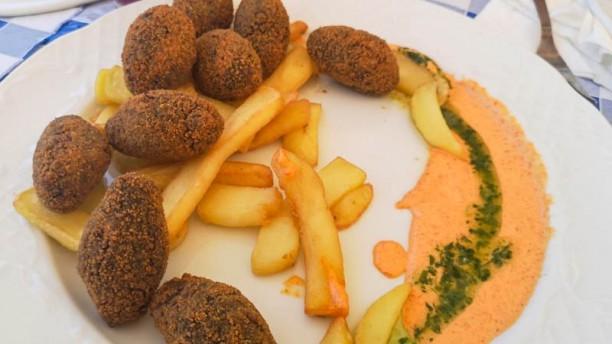 Casa Muriel - La Corchuela Sugerencia del chef