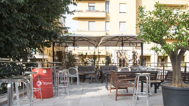 Terrazza - Mille 13, Rome
