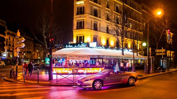 Bar à Huîtres Montparnasse Devanture