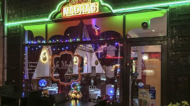 Le Madras exterieur
