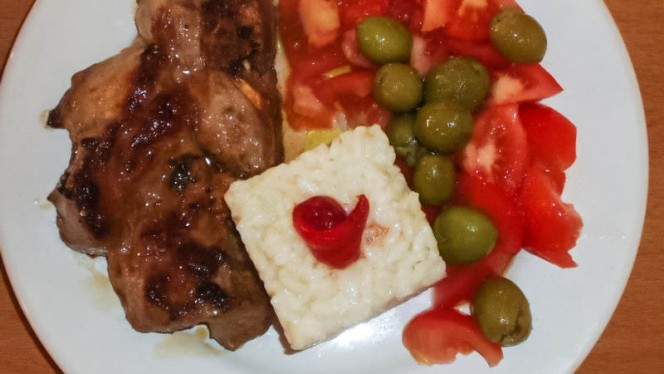 Sugerencia del chef - Cal Magdaleno,