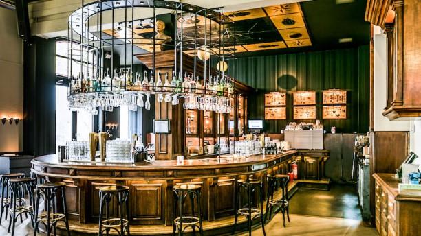 Café Restaurant De Kroon Het restaurant