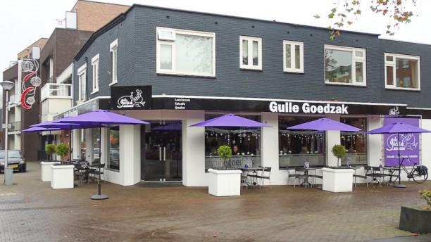 Gulle Goedzak ingang