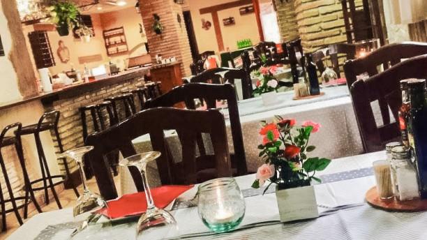 Casa Leila Detalle mesa