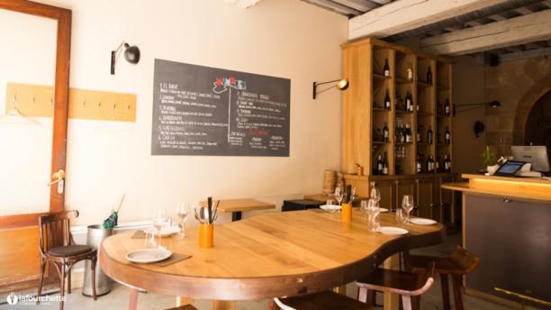 Mampuku Salle du restaurant