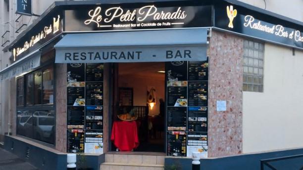 Le petit paradis restaurant 119 rue v ron 94140 for Garage alfortville rue veron