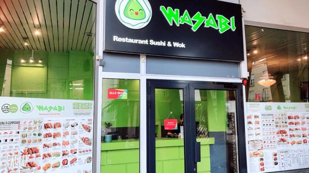 Wasabi Enseigne du restaurant