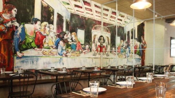 Éccolo Mural de Ze Carrion