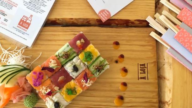 A Loja Sushi Lab Sushi