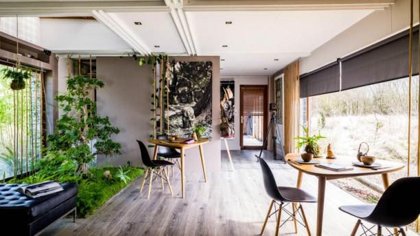 Itadakimass Restaurant ouvert sur les paysages sauvages du Marquenterre