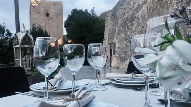 Las Caballerizas del Castillo de Lorca Cenas de verano en la terraza