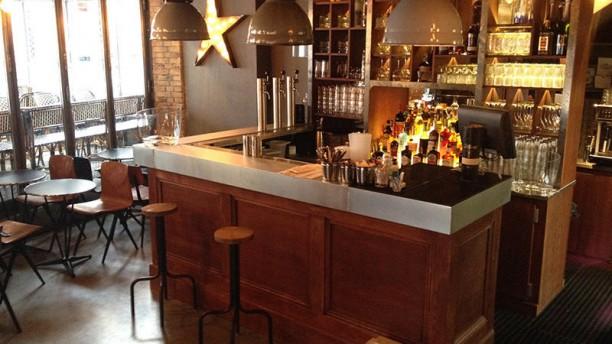 La Maison Montmorency Le bar