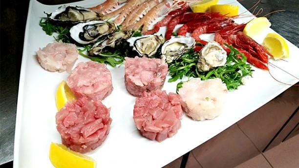 Lo Spuntino di Pesce Suggerimento dello chef