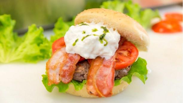Burger Italy Moscova Suggerimento dello chef