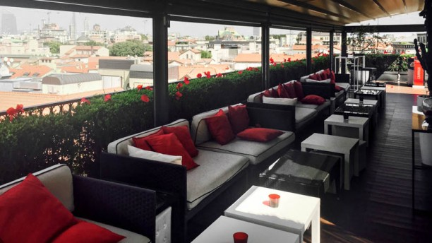 Sky Terrace In Milan Restaurant Reviews Menu And Prices