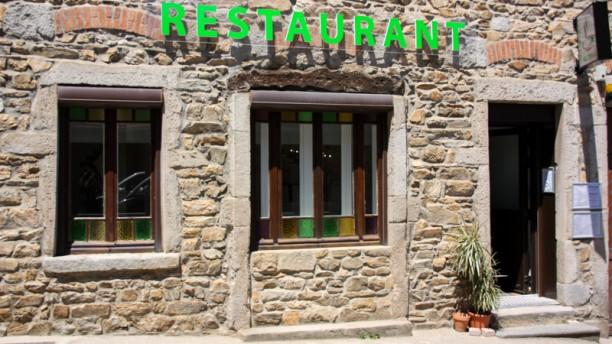 Vert nous Vers vous facade restaurant