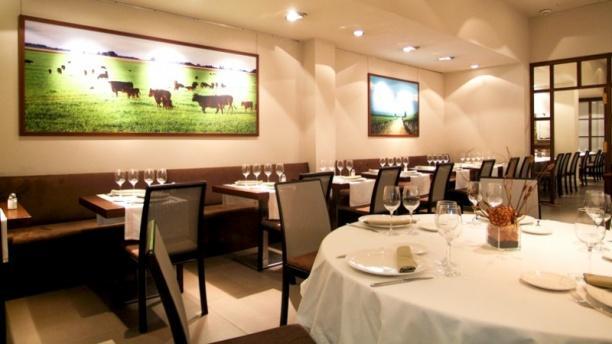 Patagonia Beef & Wine Vista sala