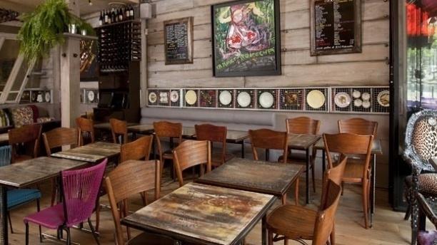 Café d'Albert Paris 11ème Aperçu de l'intérieur