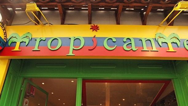 La Tropicante Bienvenue au restaurant Tropicante