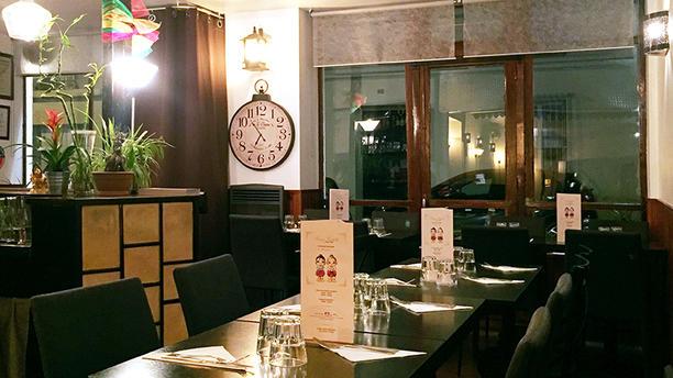 pong crabe in parijs menu openingstijden prijzen adres van restaurant en reserveren. Black Bedroom Furniture Sets. Home Design Ideas
