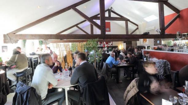 Le Carré Salle de restaurant