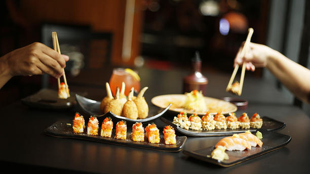 Mori Ohta Sushi - Itaim Sugestão