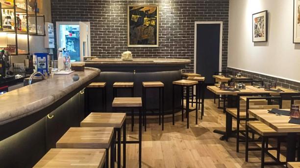 Topho Salle du restaurant