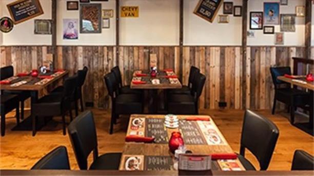 De Beren Utrecht Het restaurant