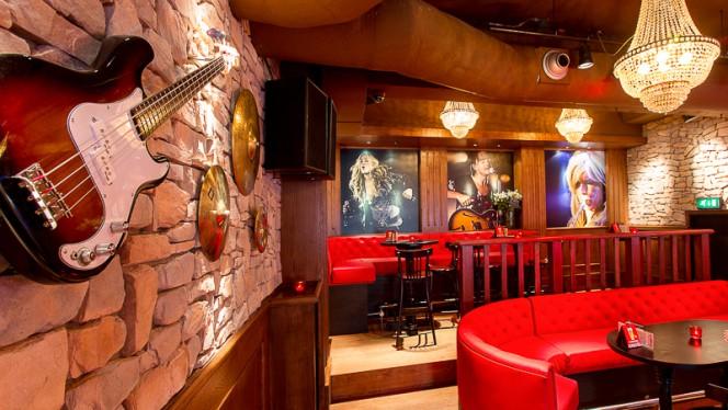restaurantzaal - De Vrienden Live, Rotterdam