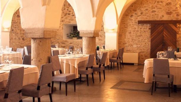 Castillo de Pilas Bonas Sala del restaurante