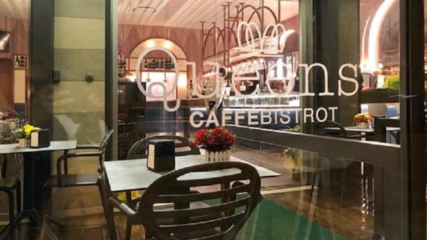 Queens Caffe Bistrot Sala