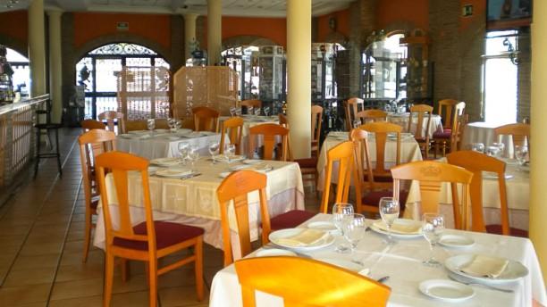 Alfonso VIII Sala del restaurante