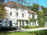 Château des Ayes - Le petit Boudoir