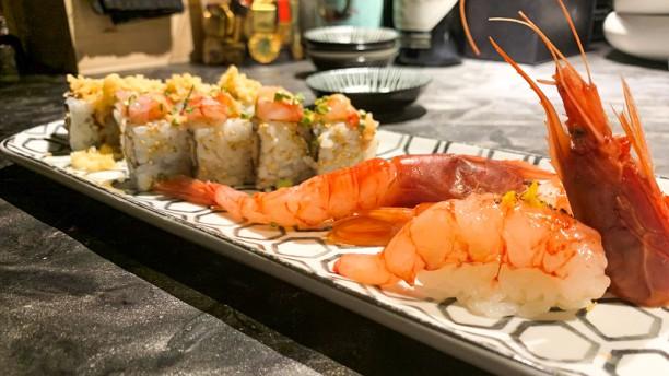 Basho Sushi Fusion Piatto