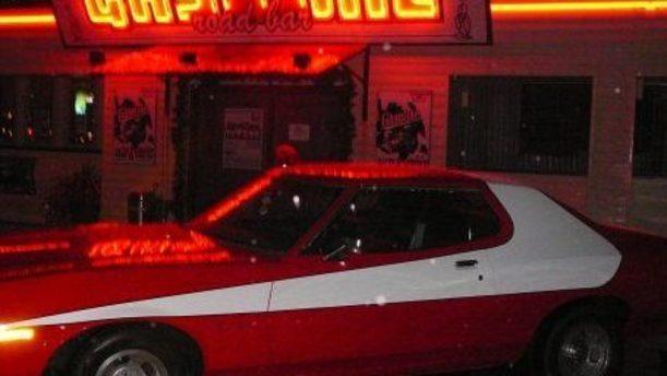 Gasoline Road Bar entrata