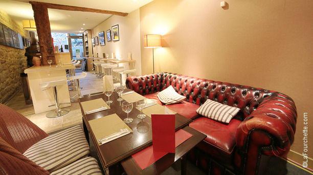 Restaurant le petit jacob paris 75006 saint germain for Le petit salon villereal
