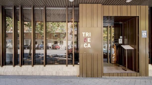 Tribeca - Rafael Hoteles Orense Entrada