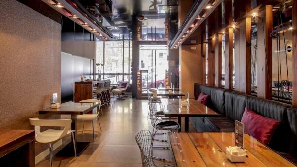 Restaurante Tribeca - Rafael Hoteles Orense en Madrid, San Blas ...