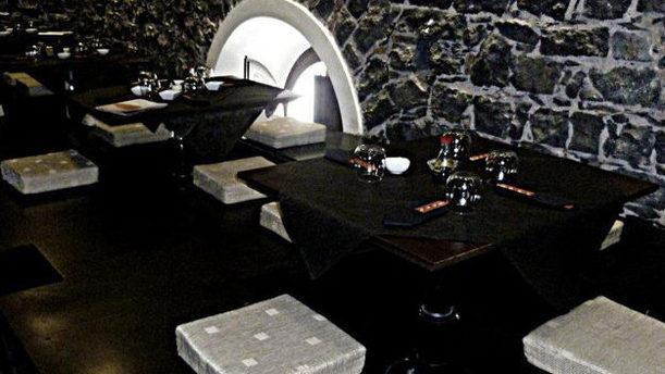 Moroboshi c/o Centro Enogastronomico Vecchia Dogana sala interna