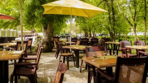 restaurant - Brasserie de La Repentie - Magné